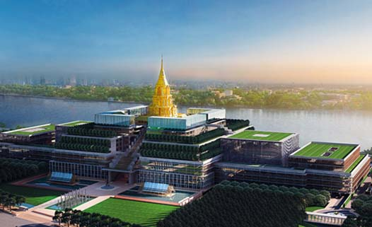 thailand new parliament