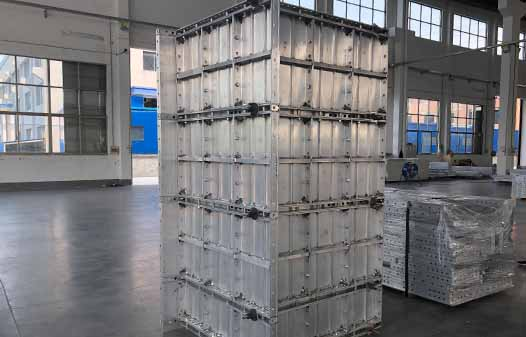 Aluminum Column Panel Form System