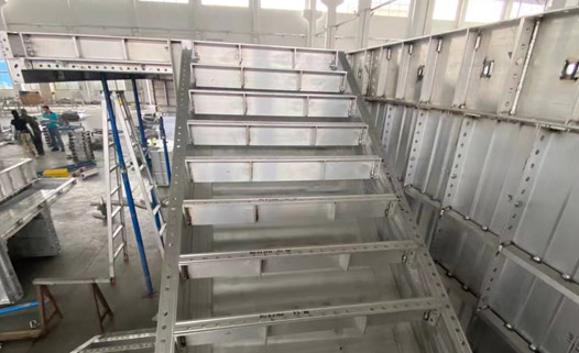 Aluminum Panel System-Flat Tie Type - Stair Forms